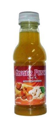 16 oz Chef K Ginger Turmeric Punch