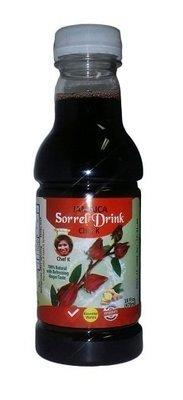 16oz Chef K, Sorrel (Hibiscus) Drink