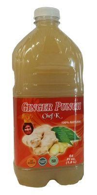 64oz Ginger Punch ( Fresh Ginger)
