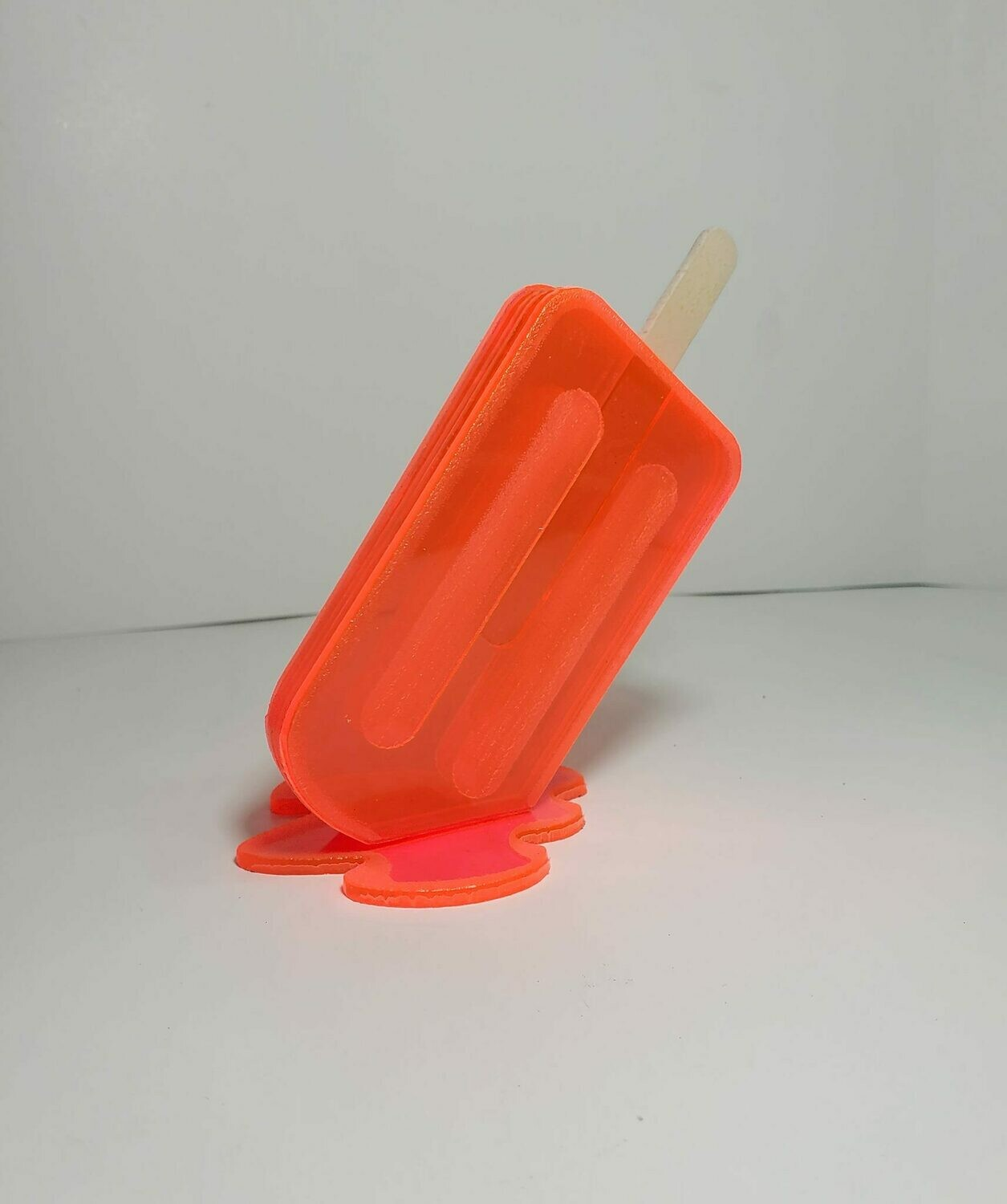 Melting Plexi Popsicle
