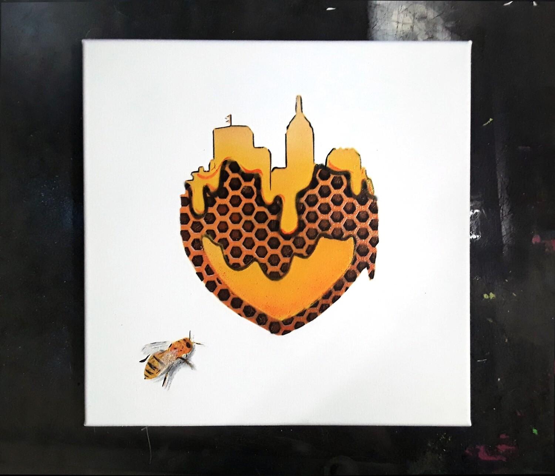 Indianapolis Honey Heart