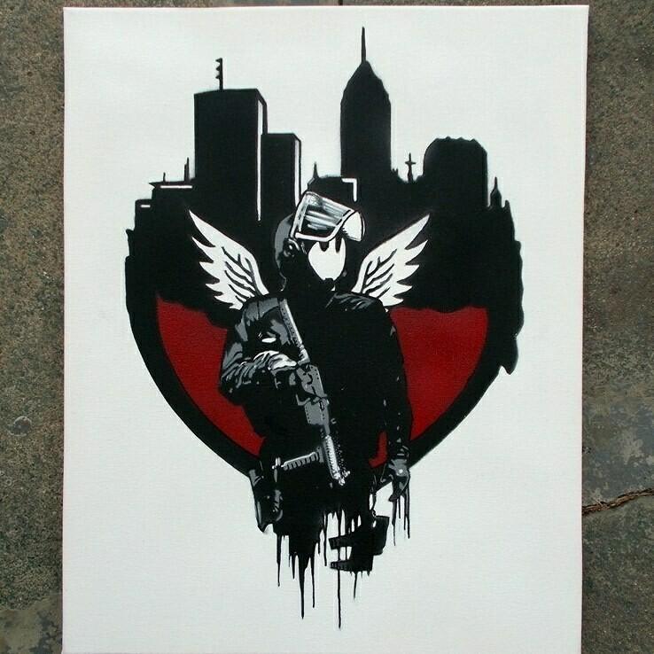Riot Heart