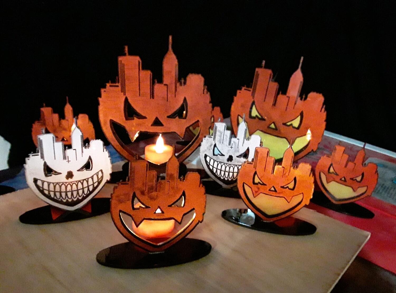 Indy Heart-O-Lanterns