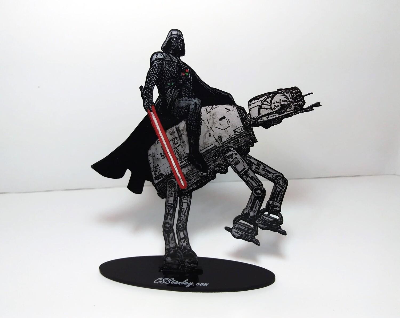 Lone Vader Acrylic