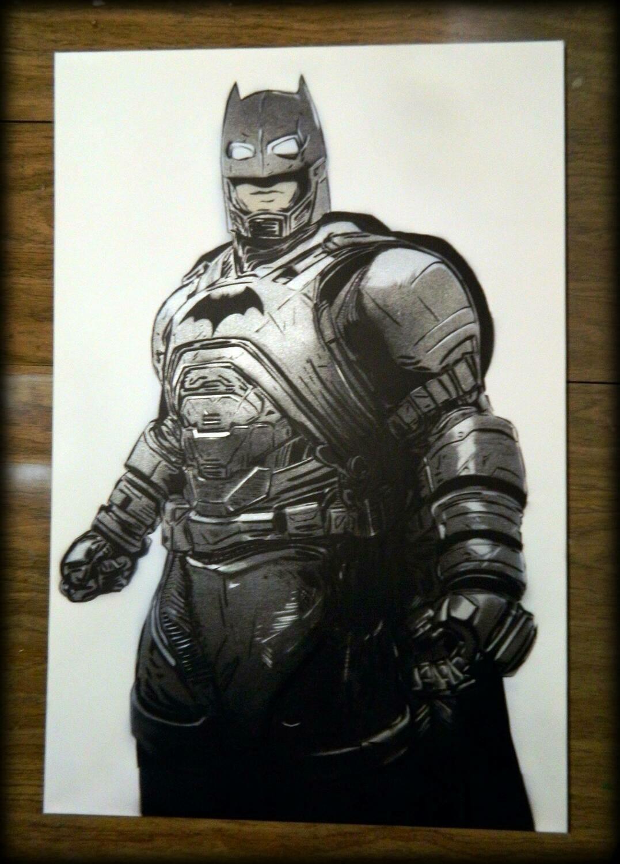 Batman DOJ Armor