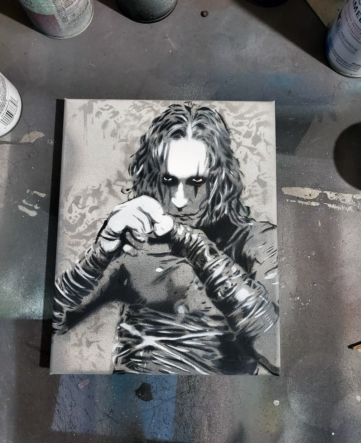 Brandon Lee's The Crow