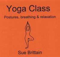 Yoga Class CD