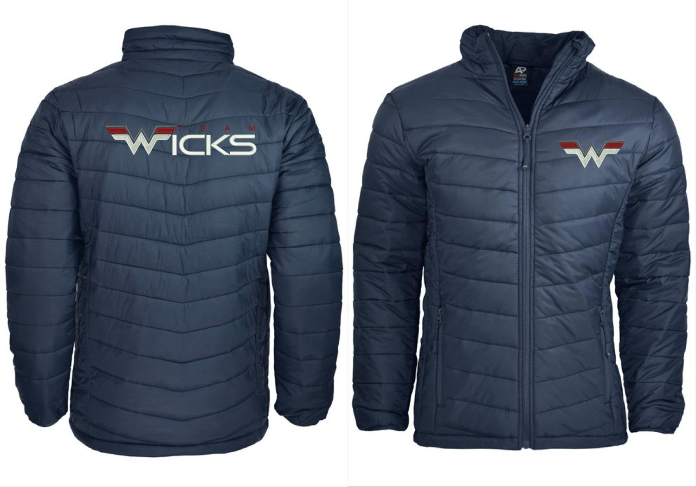 Team Wicks Puffer Jacket