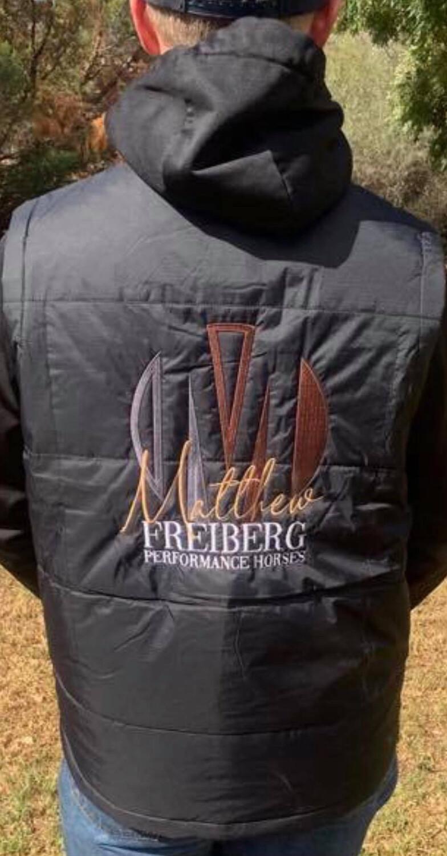 Matt Freiberg Vest