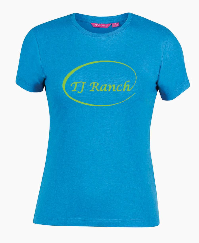 TJ Ranch Tee