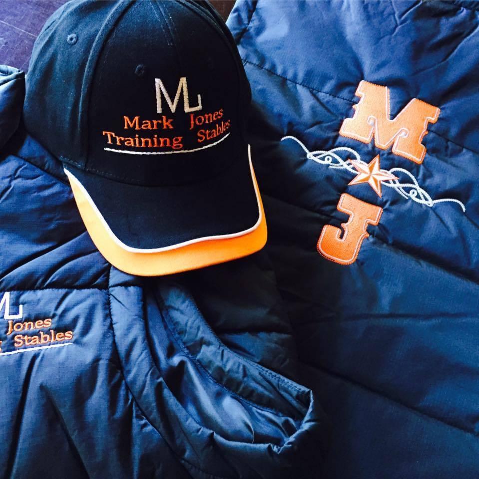 Mark Jones Vest
