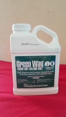 Green Way Liquid Ant Bait 1 Gallon