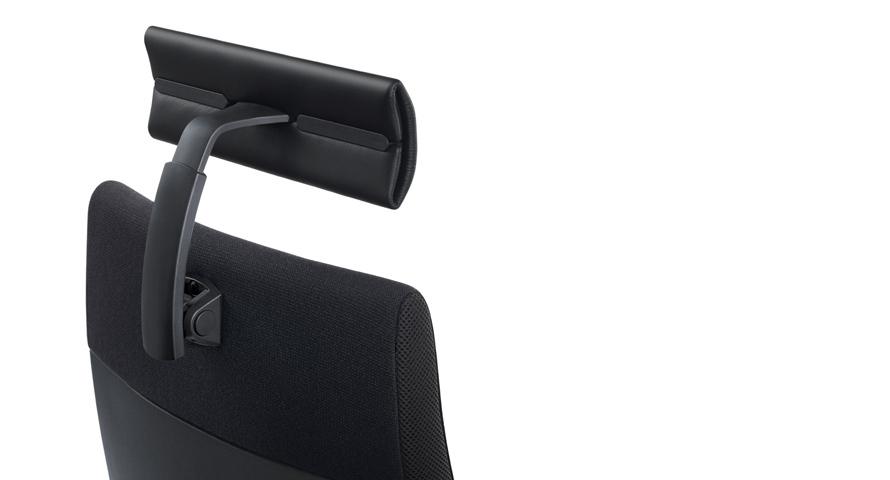 Detail Nackenstütze