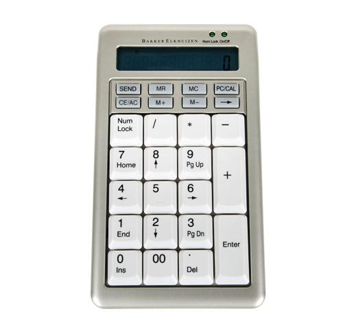 S-Board 840 Zahlenblock (Bakker Elkhuizen)