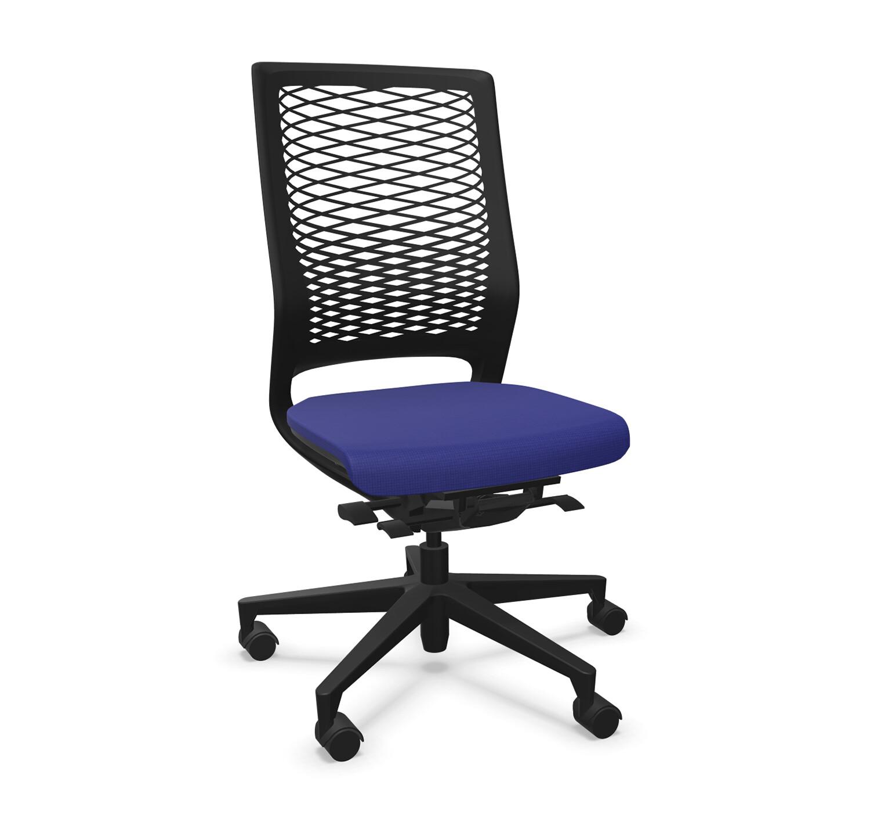 Mera mit Kunststoffnetz (Klöber) - my!chair