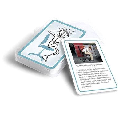 Spielkarten – Ergonomie am Arbeitsplatz