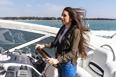 Fairline Targa 43 Motor Cruiser Driving Experience- 12 month FLEXI VOUCHER*