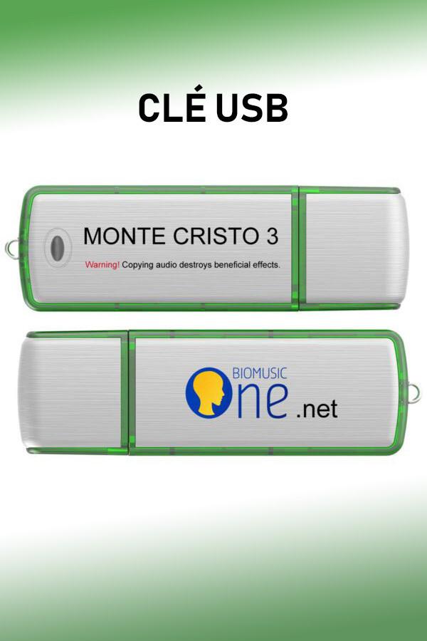 Bio Music - Monte Cristo 3 - Usb