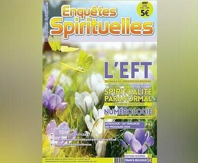 Magazine numéro 25