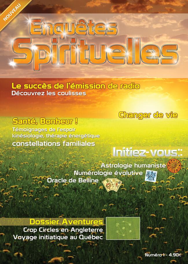 1 Magazine - Numéro 1