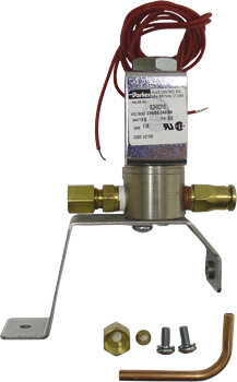 SOLENOID VALVE WITHOUT BRACKET 220V-240V