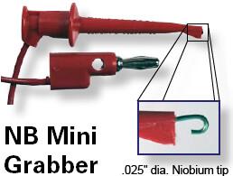MINI Grabber with Niobium Tip