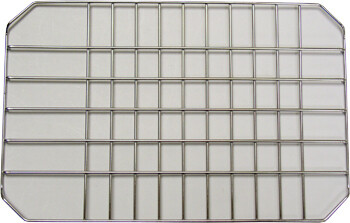 Mesh rack for STATIM 2000 Sterilization Cassette