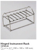 HYDRIM Hinged Instrument Rack