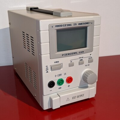 Anodizer Kit [EU & UK model 220-240VAC]