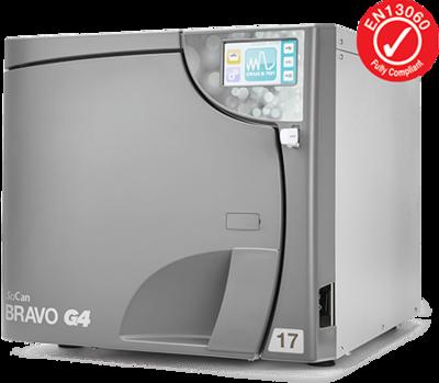 Bravo G4 Chamber Autoclave