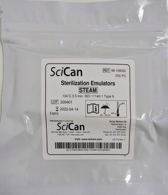 Sterilization Emulators [Bag of 250]