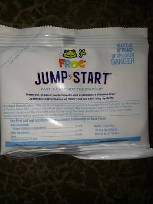 10-01058, Bullfrog @ease Jump Start