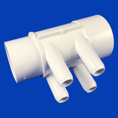 10-3625 PVC, MANIFOLD,2