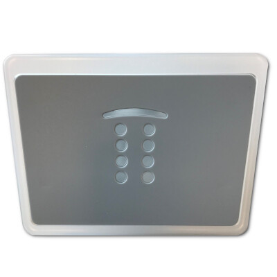 55-01302-01, MSERIES LARGE MAIN LIGHT, GREY