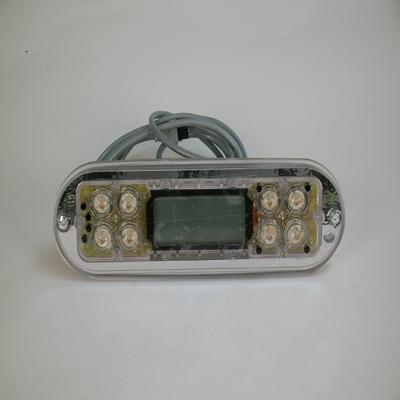 65-1186, Control, Pad, EL, Premier, No Overlay, 2003 - 2012