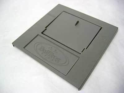 10-1075, Filter, Weir Door Assembly, WW, 50SF, 2000-2002