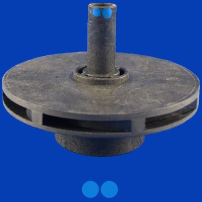 65-1377, Pump, AquaFlo, Impeller, 2.0/4.0 Hp, 60Hz