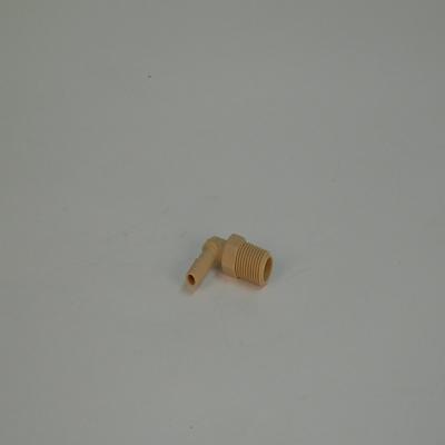 65-1505, Fitting, PVDF, 90, 1/4