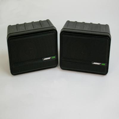 75-1025, Stereo, Speaker Set of 2, Bose, Model 32SE, 2007-2012