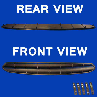 65-2060, ABS, VENT COVER W/ RETAINING CLIP