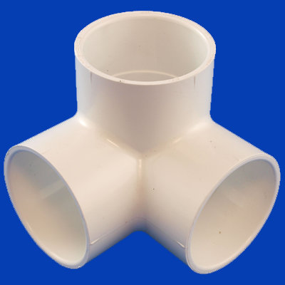 10-2820, PVC, ELL, 2