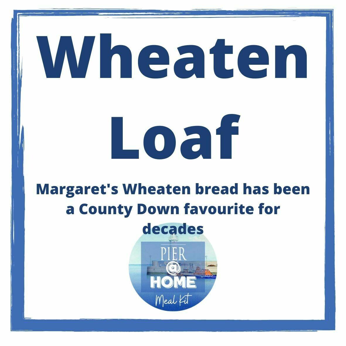 Wheaten loaf
