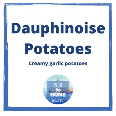 SIDE DISH Dauphinoise Potatoes