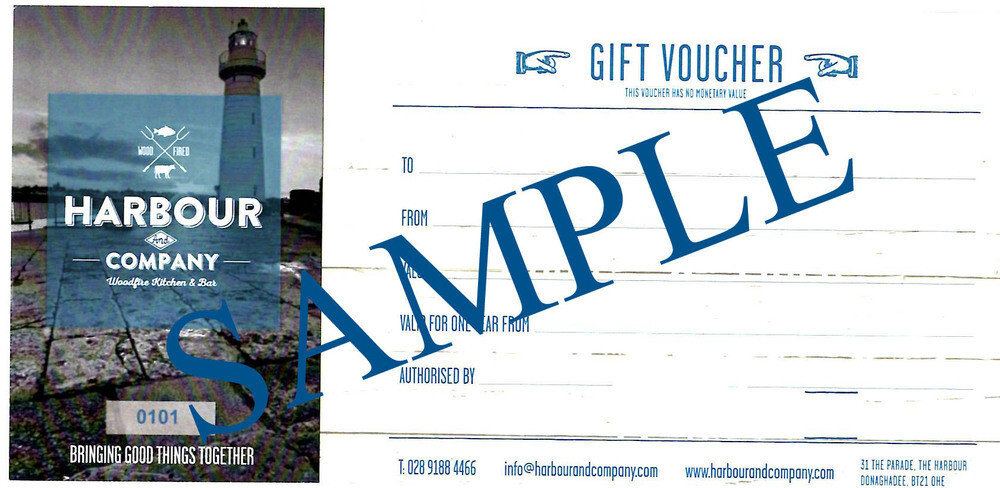 Harbour and Company Voucher