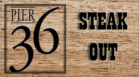 Steak Out Voucher