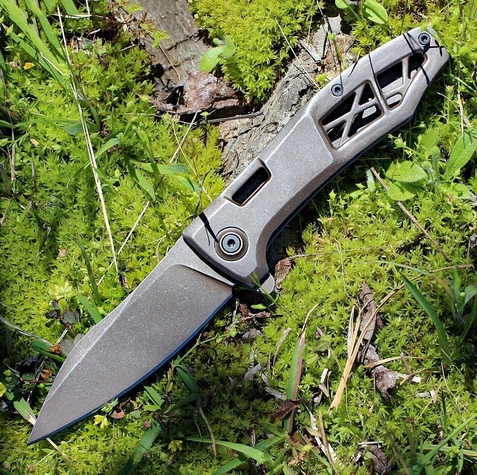 Нож KERSHAW K3475 BOILERMAKER