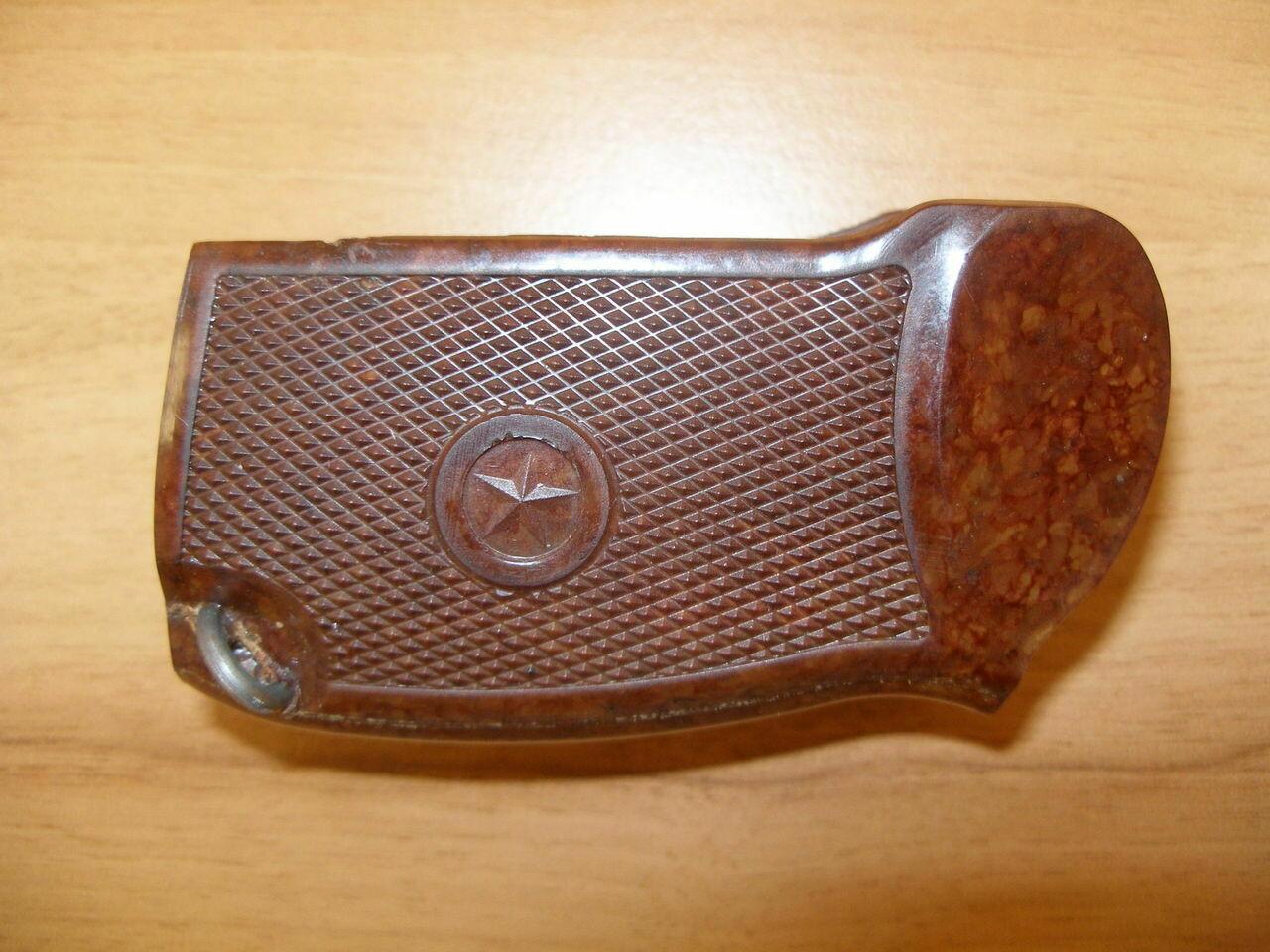Рукоятка МР-654К текстолит