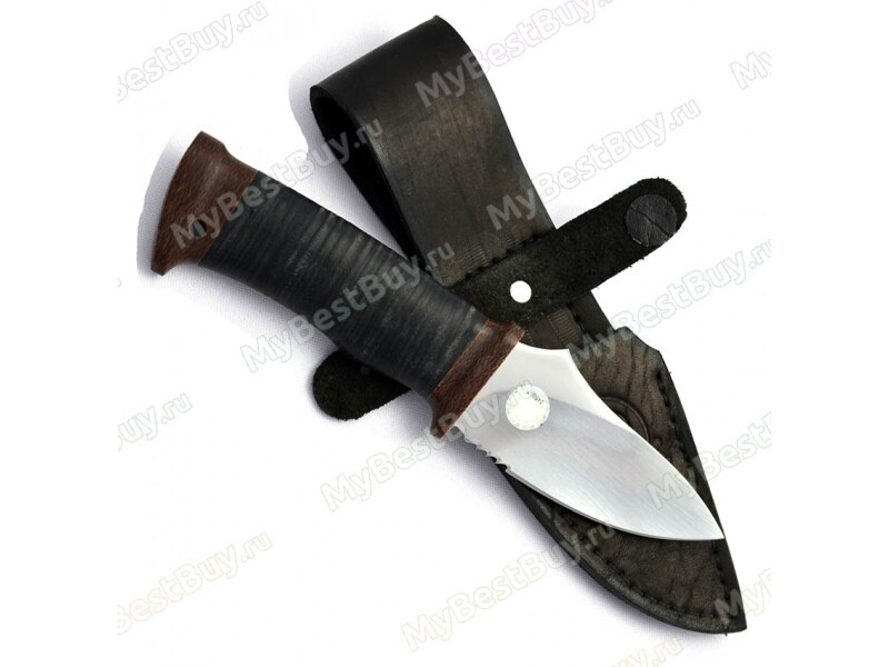 Нож Жало (кожа)