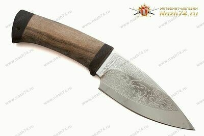 Нож Утес (орех)