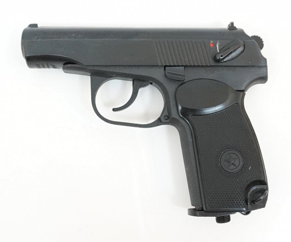 Пистолет пневматический газобалонный МР-654К-32-1 84375,